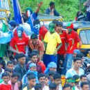 On the ball – world cup watching in North Kerala