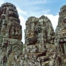 Angkor Thom, Cambodia | Facing up to the past